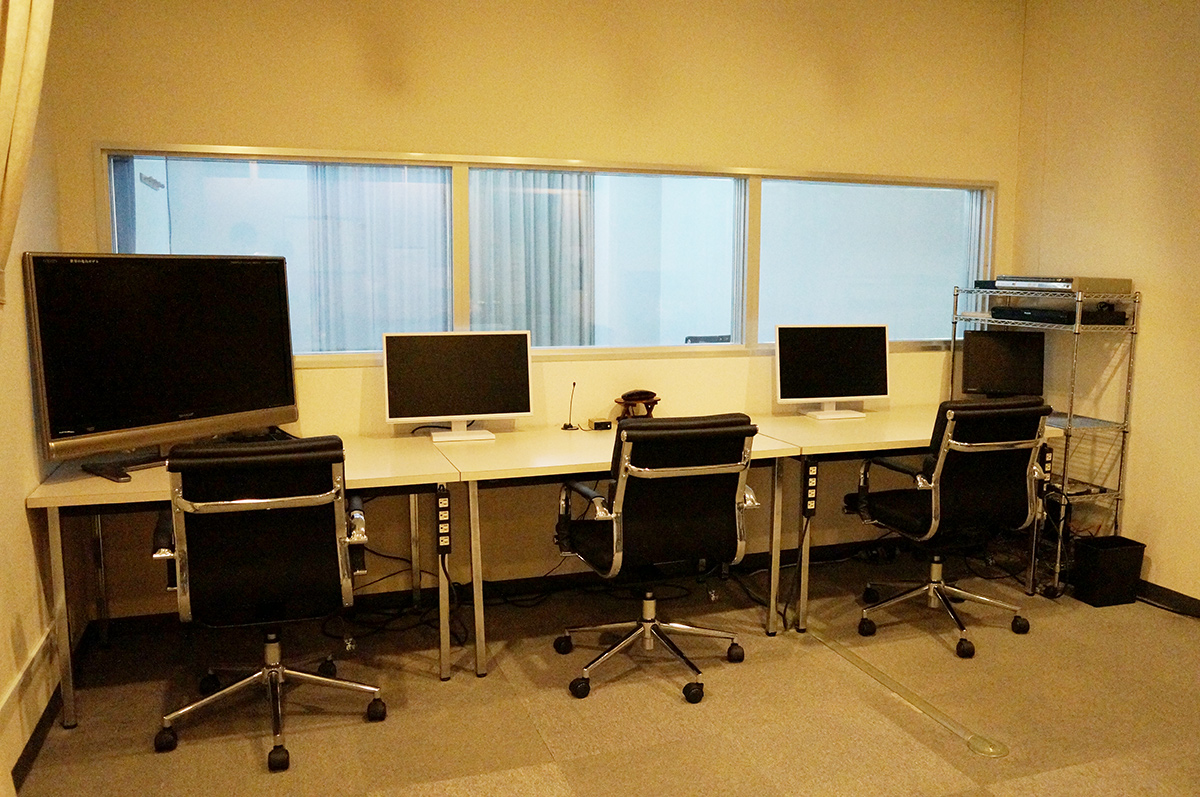 Test facility rental